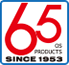 65 os products SINCE1953